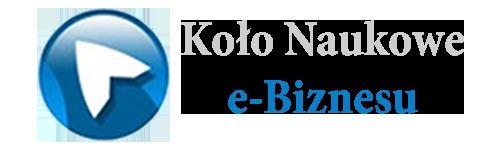 KNeB - Koło Naukowe e-Biznesu